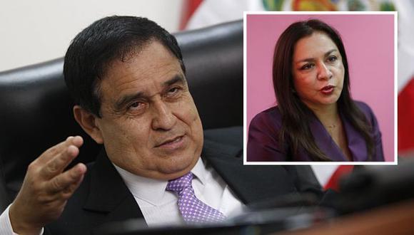 """Fredy Otárola sobre Marisol Espinoza: """"Tendrá que explicar decisión a sus electores"""". (Perú21)"""