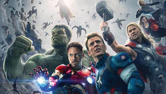 'Avengers:Age of Ultron' se estrenará el próximo 1 de mayo. (Facebook/Avengers)