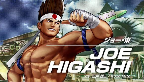 'Joe Higashi', el luchador de Muay Thai, estará presente en la nueva entrega de la franquicia.