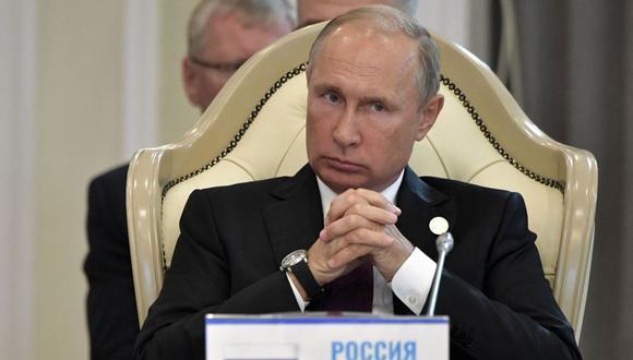 Vladimir Putin expresó su voluntad de que Rusia participe en posibles proyectos conjuntos de desarrollo e infraestructuras en Corea del Norte. (Foto: EFE)