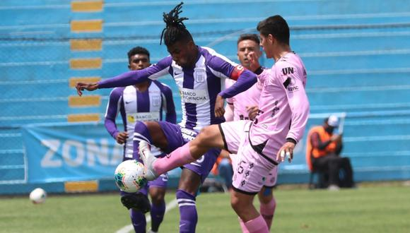 Alianza Lima superará a Sport Boys en el acumulado con una victoria. (Foto: Liga 1)