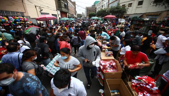 Minsa actualizó la cifra de avance de la pandemia del COVID-19 en el país en las últimas horas. (Foto: Hugo Curotto / @photo.gec)