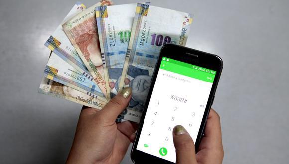 Este método le permite al perceptor (responsable) del subsidio cobrar los 760 de forma online (Foto: GEC)