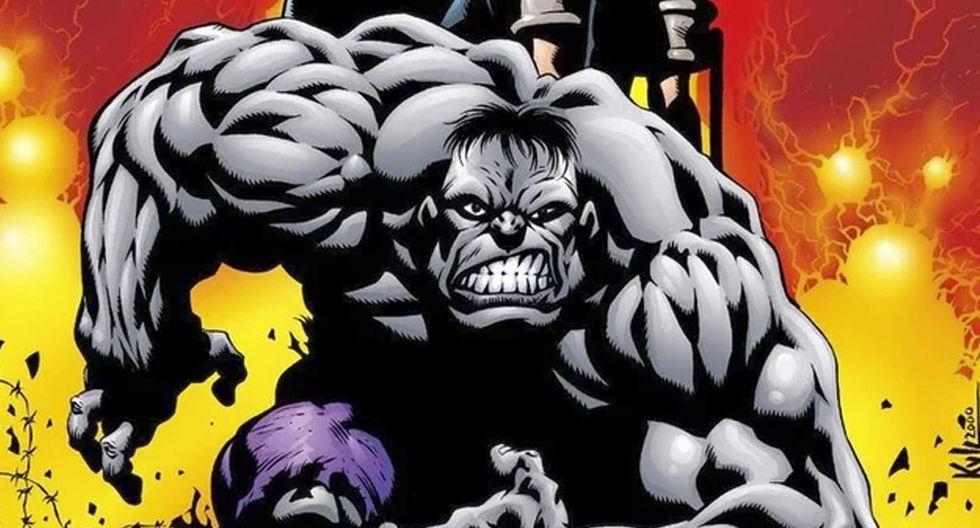 Área 51: la vez que Hulk asaltó la base militar y descubrió una conspiración alienígena (Foto: Marvel Comics)