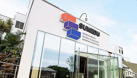 Sunedu culminó el proceso de evaluación de las universidades. (Foto: Sunedu)