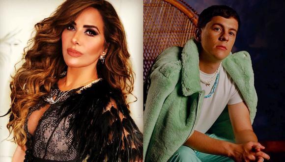"""Gloria Trevi estrena """"Nos volvimos locos"""", su primera colaboración con Guaynaa. (Foto: Instagram)"""