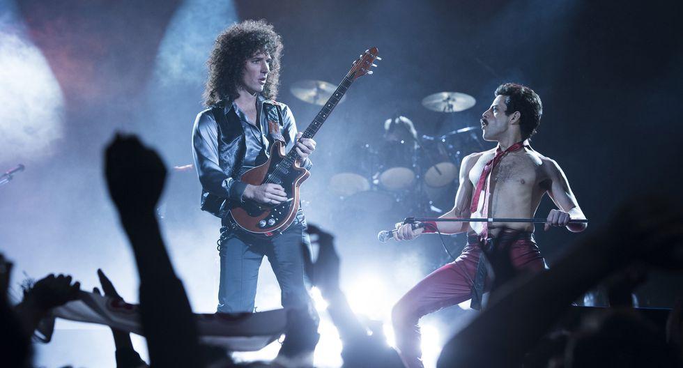 """""""Bohemian Rhapsody"""" tendría una secuela tras su éxito en taquilla. (Foto: AP)"""