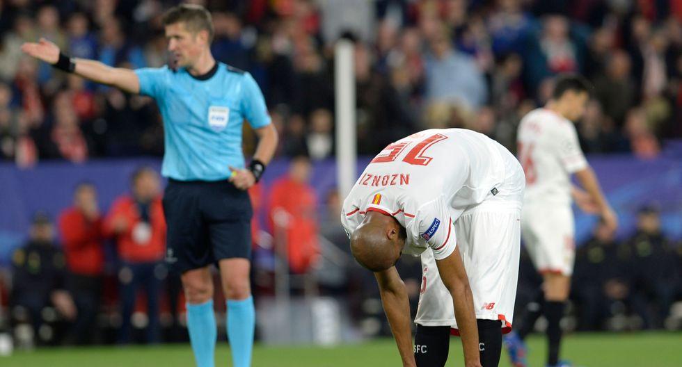 La revancha entre Sevilla y Bayern se disputará el 11 de abril en Alemania. (AFP)