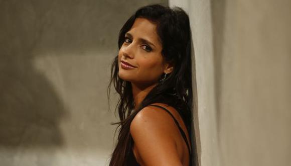 Melania Urbina confirmó su participación en la película 'DJango 2'. (Créditos: Perú21)