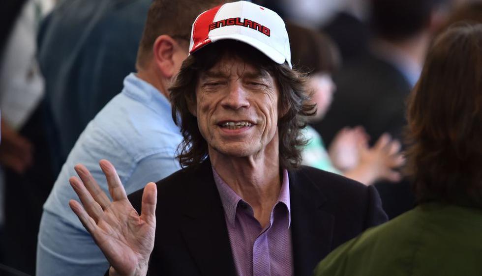 Mick Jagger. (AFP)