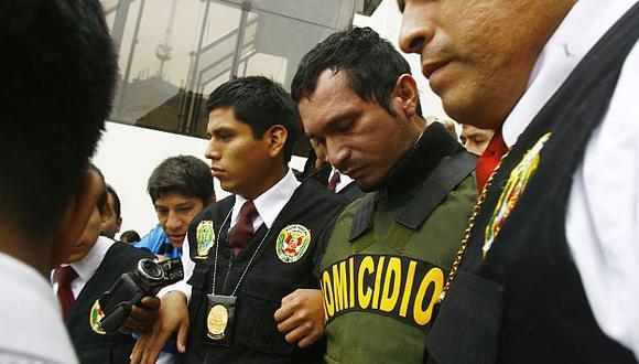 Vásquez Mori descuartizó el cuerpo de Enrique Armestar Anci. (USI)
