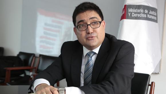 Ramírez se mostró esperanzado en el trabajo que realizará la flamante procuradora Ad Hoc del caso Lava Jato Silvana Carrión y aseveró que su exadjunta continuará la labor del equipo que estuvo a su cargo. (Foto: GEC)
