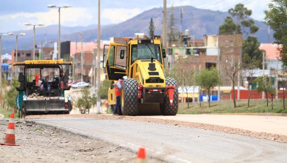 La carretera llevará el nombre de Daniel Alcides Carrión en homenaje al personal de salud que se encuentra laborando en medio de la pandemia del COVID-19. (Foto: GEC)