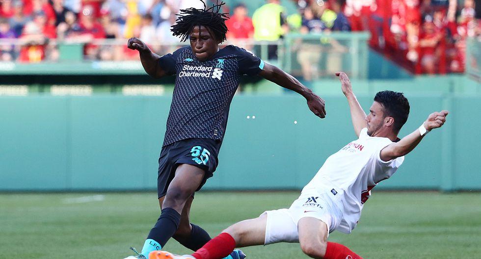 Origi seguirá siendo el hombre gol de Liverpool en el último amistoso de pretemporada. (Foto: AFP)