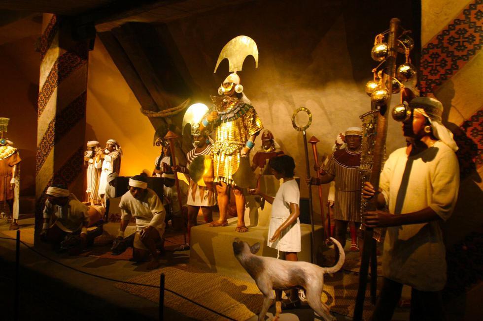 Museo Tumbas Reales del Señor de Sipán (USI)