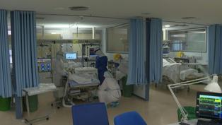 El caso de un hospital de Madrid sumergido bajo la segunda ola de COVID-19