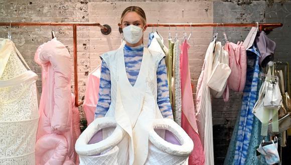 La Semana de la Moda de Nueva York busca apoyar a los diseñadores de Estados Unidos. (Foto: AFP)