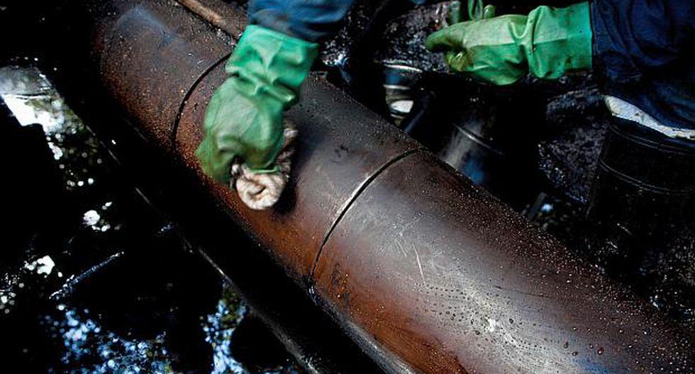 El Oleoducto Norperuano transporta crudo a través de la selva. (Foto: GEC)