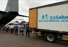 Hospitales de EsSalud reciben insumos médicos y equipos de protección para atención de COVID-19