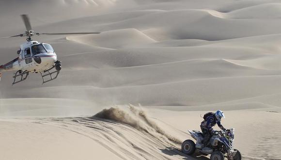 Rally Dakar 2018 (Mincetur)