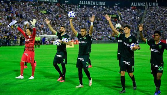 Alianza Lima le dedicó un emotivo video a los jugadores de sus divisiones menores. (Foto: Alianza Lima)