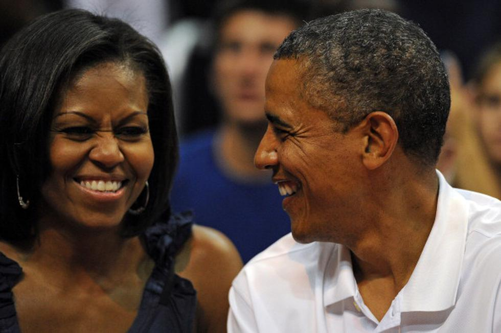 Barack y Michelle Obama (Getty)