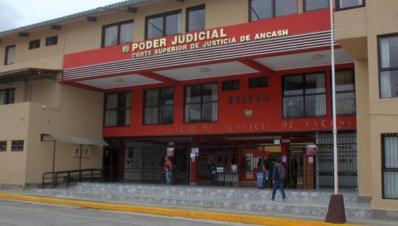 Poder Judicial de Huaraz ordenó la captura de excajero del Banco de la Nación. (Foto: Laura Urbina)