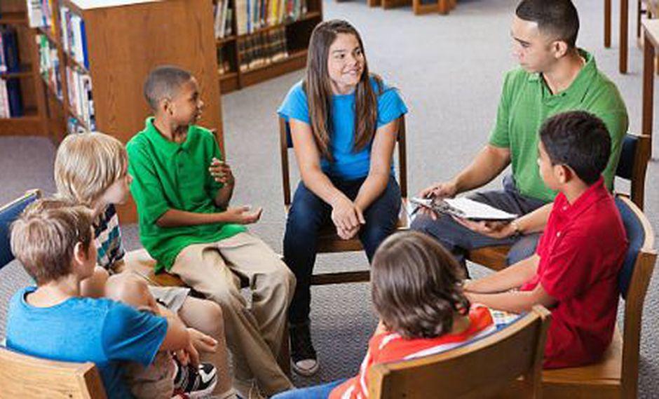 Lo importante es transmitir seguridad y tranquilidad a los niños y adolescentes.