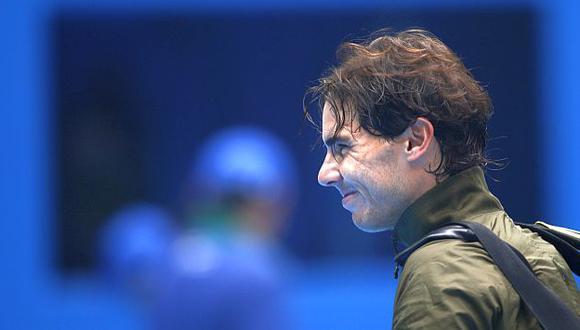 'Rafa' Nadal ha ganado este año 10 de los 13 torneos que disputó.  (Reuters)