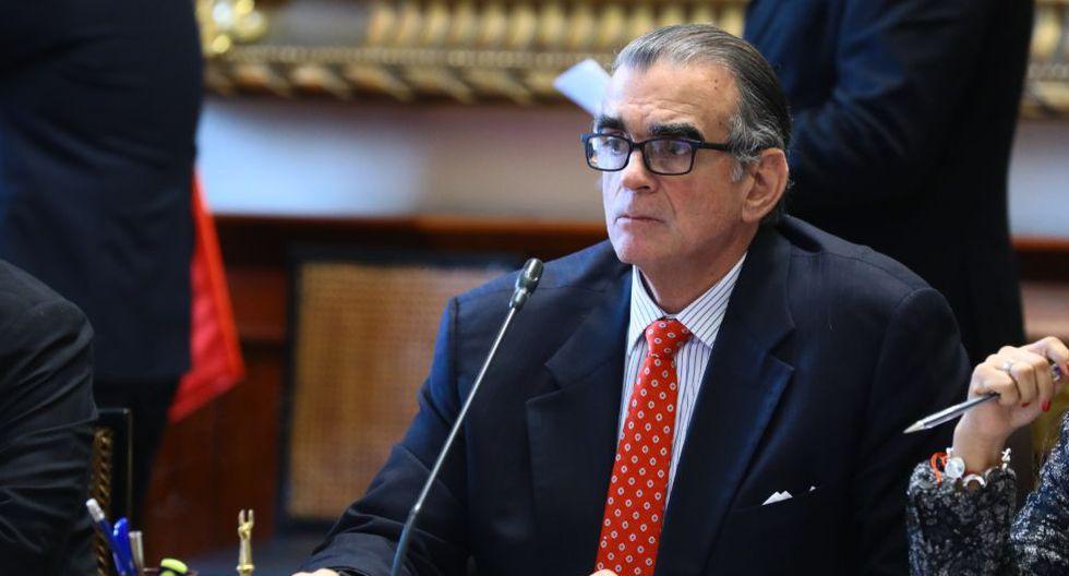 """El titular del Legislativo señaló que buscan publicar leyes """"en beneficio del pueblo"""". (Foto: Congreso)"""