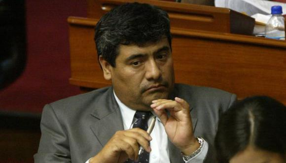 SE COMPLICA. Wilder Ruiz grabó sus propios diálogos telefónicos. (Perú21)