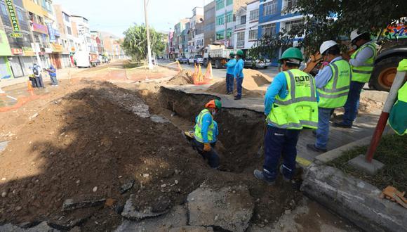 Sedapal pidió a la ciudadanía no dejarse sorprender por falsos trabajadores. (Foto: Gonzalo Córdova/GEC)