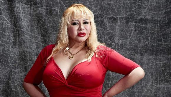 Susy Díaz lanza canción sobre el coronavirus para concientizar a sus fans. (Foto: GEC)
