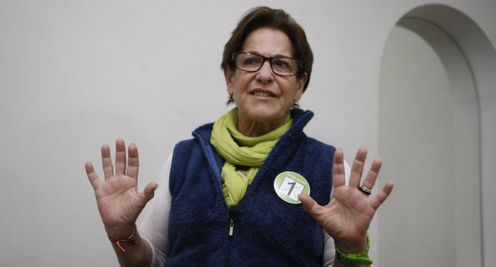 Susana Villarán apela a que está licencia para no responder grave denuncia. (Perú21)