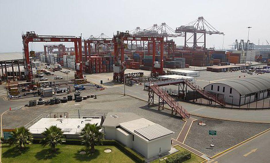 Ministerio de Defensa anuncia la modernización del Puerto del Callao. (USI)