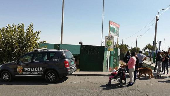 Arequipa: Casos por violencia familiar y actos delictivos disminuyen en peligroso barrio arequipeño por cuarentena.