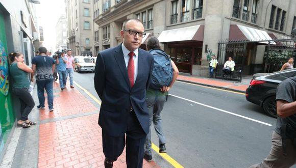 Pier Figari se encuentra recluido en el penal Miguel Castro Castro, donde también se encuentra Jaime Yoshiyama. (Foto: GEC)