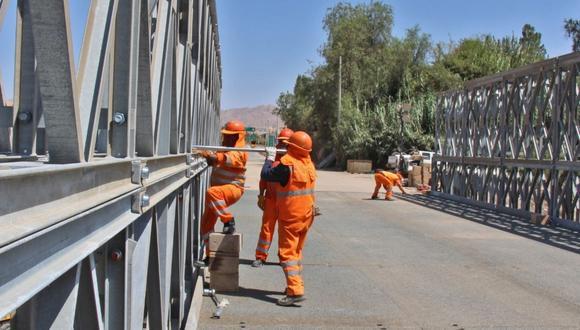 Puno: ejecución de obras y mantemiento de vías generarán miles de puestos de empleo.