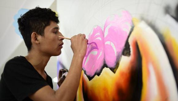 Festival Color Week se realiza mañana desde las 9 a.m. en todas las sedes del instituto Idat. (Difusión)