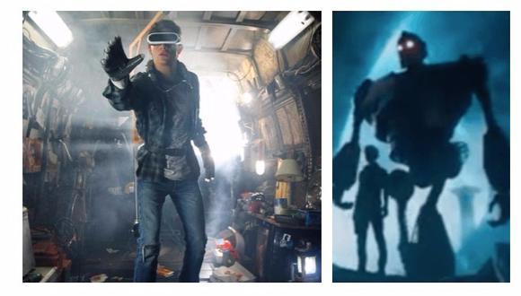Steven Spielberg sorprende con el trailer de su nueva película 'Ready Player One'. (Warner Bros)