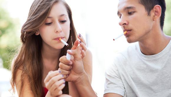 Jóvenes deben evitar los cigarrillos. (USI)