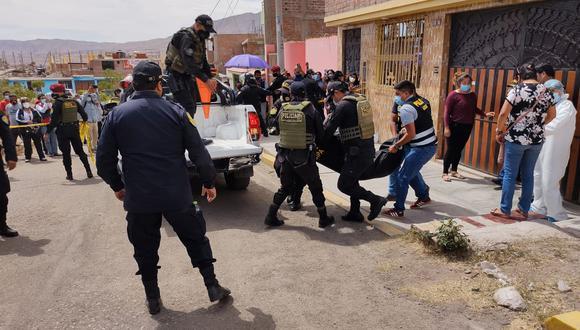 Moquegua: Menores aceptaron asesinato de trabajadora del GORE y esperan sentencia (Foto: PNP)