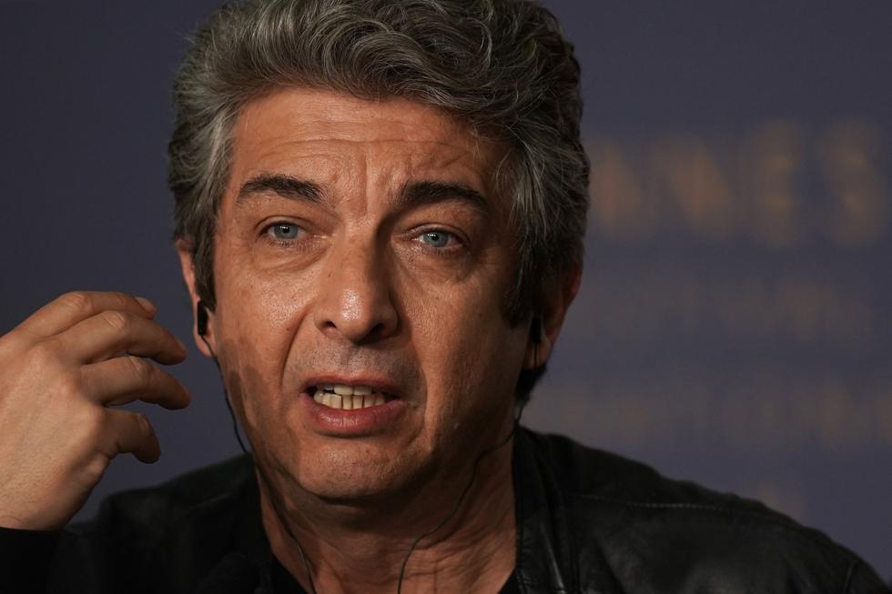 El actor se defendió de las acusaciones de maltrato de parte de su ex compañera de tablas, Valeria Bertuccelli. (Créditos: AFP)