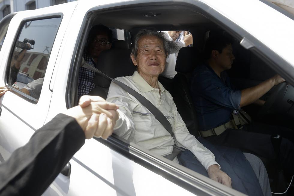 Sala Penal evalúa hoy apelación contra revocación de indulto. (Luis Centurión/GEC)