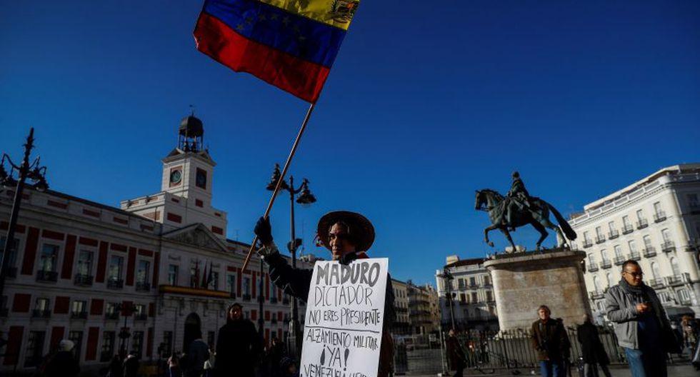 En medio de la peor crisis económica de la historia reciente venezolano, Maduro fue reelegido en mayo en comicios boicoteados por los principales partidos opositores. (EFE).