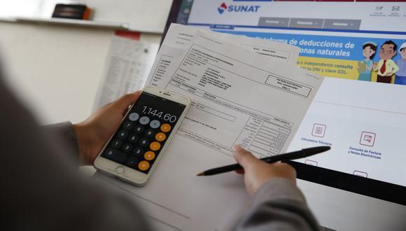 Los adquirentes podrán cuestionar el registro de la fecha de pago realizado por el proveedor de bienes o servicios. (Foto: GEC)