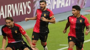 Copa Sudamericana: Melgar venció a Atlético Paranaense y es líder en su grupo