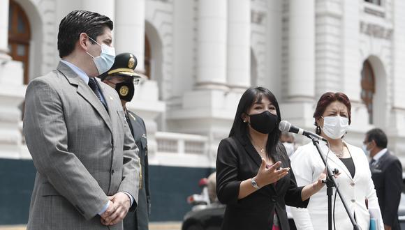 La Mesa Directiva del Congreso condenó la matanza de 16 personas en el VRAEM (GEC).