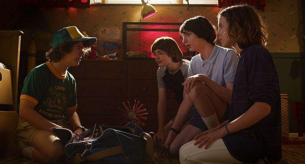 """Estas son las nuevas fotografías de la tercera temporada de """"Stranger Things"""". (Foto: Netflix)"""