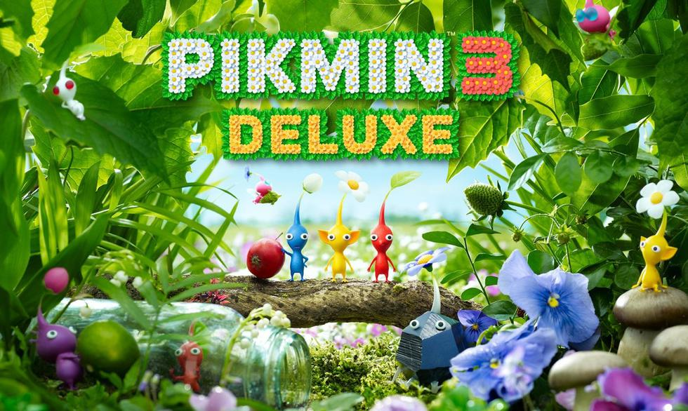 Pikmin 3 Deluxe está disponible para Nintendo Switch. (Difusión)
